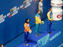 Kazan 2015 - Victory Ceremony 50m freestyle W.JPG