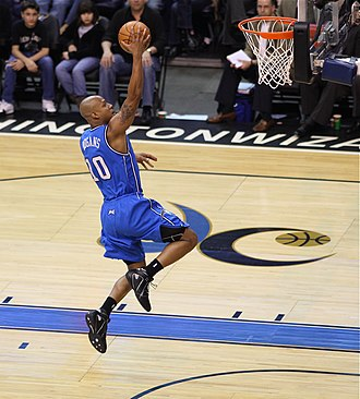 Keith Bogans - Bogans with the Magic, March 2008