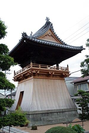 Shōrō - Image: Keiunji Au 10 08