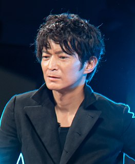 Kenjiro Tsuda Japanese actor