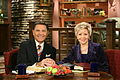 Kenneth and Gloria Copeland hosting Believer's Voice of Victory - 2011.jpg