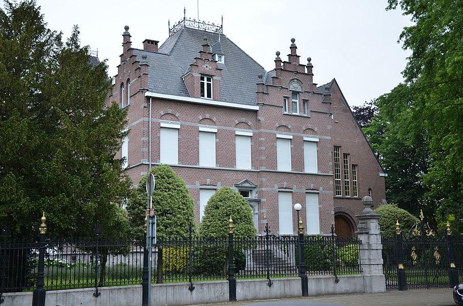 XX-Landhuis, Kerkstraat 1, Rumst