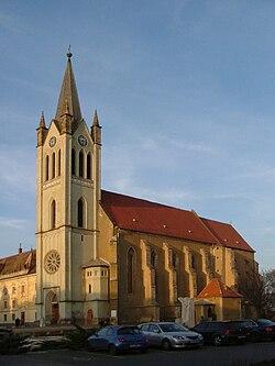 Keszthely Church.jpg
