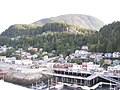 Ketchikan from Tongass Narrows, Alaska 8.jpg