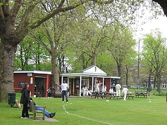 Kew Green - Image: Kew Green geograph.org.uk 5327