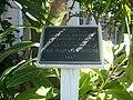 Key West FL HD Bahama House plaque01.jpg