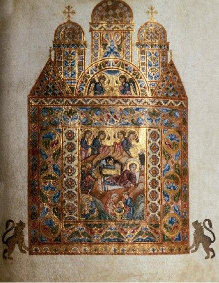 Kievan Nativity