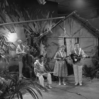 Rudi Wairata And Kilima Hawaiians The Rudy Wairata And The Kilima Hawaiians