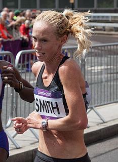Kim Smith (runner) New Zealand long-distance runner