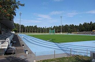 PEPO Lappeenranta - Kimpisen urheilukeskus