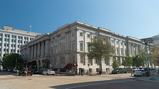 General Post Office (Washington, D.C.) United States historic place