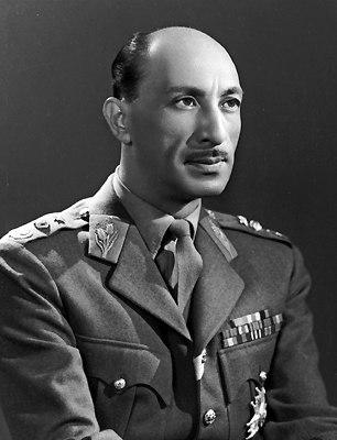 King Zahir Shah of Afghanistan in 1963