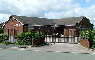 Kingdom Hall - A Kingdom Hall in Biddulph, United Kingdom