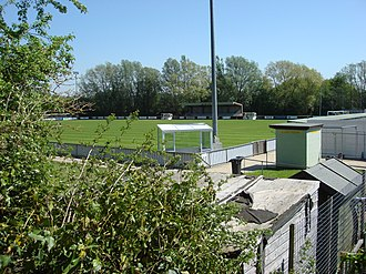 A.F.C. Sudbury - Kings Marsh Stadium