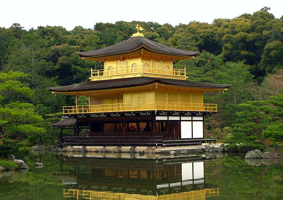 Kinkaku-ji 01