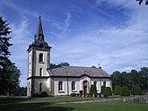 Fil:Kinne-Kleva kyrka, den 17 juli 2006.JPG