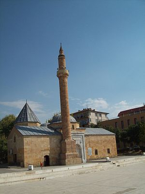 Ahi Evren - Ahi Evran Mosque and tomb, Kirsehir, Turkey