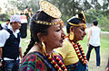 Kirati Limbu women performing Kelang dance.jpg