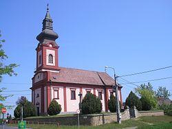 Kisboldogasszony szerb ortodox templom (Szőreg).JPG
