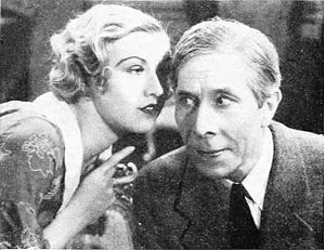 The Millionaire (1931 film) - Evalyn Knapp and George Arliss