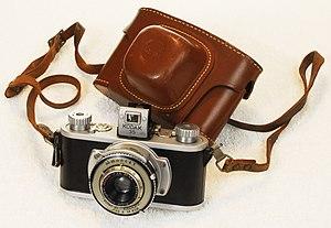 Kodak 35 - Image: Kodak 35Camera