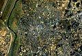 Koga, Ibaraki city center area Aerial photograph.1986.jpg