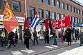 Kommunistiska partiet, Uppsala, 1a maj 2012 02.JPG