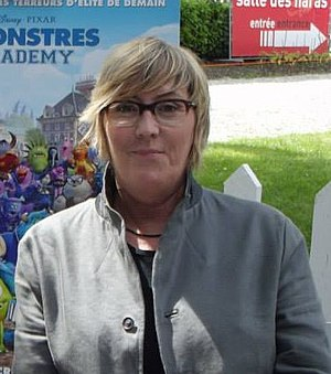 Kori Rae - Rae at the 2013 Annecy International Animated Film Festival