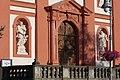 Kostel Nanebevzetí Panny Marie, Mariánské nám., Stará Boleslav, okr. Praha-východ, Středočeský kraj 08.jpg