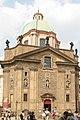 Kostel Svatého Františka z Assisi na Křižovnickém náměstí.jpg