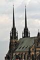 Kostel sv. Petra a Pavla, Petrov vč. děkanství, konzistoří a kanovnických rezidencí (Brno) (2).jpg