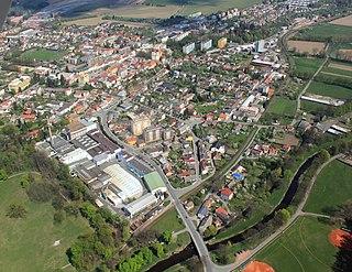 Kostelec nad Orlicí Town in Hradec Králové, Czech Republic