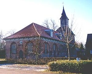 Krummendeich - Church of St. Nicolai (St. Nicholas)