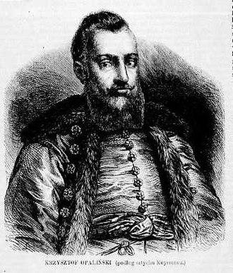 Krzysztof Opaliński - Image: Krzysztof Opalinski