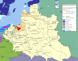 Prince-Bishopric of Warmia within the Polish-Lithuanian Commonwealth
