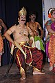 Kuchipudi performance Krishan district writers' association coference 18.jpg