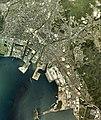 Kudamatsu city center area Aerial photograph.2008.jpg