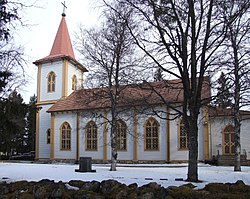 Kuivaniemi Church 20090426 03.JPG