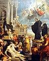 Kunsthistorisches Museum Wien, Rubens, die Vision des Hl. Franz Xaver.JPG