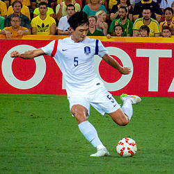 Kwak Tae-hwi, Asian Cup 2015 (cropped).jpg