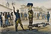 L'Exécution de la Punition de Fouet por Jean-Baptiste Debret.jpg
