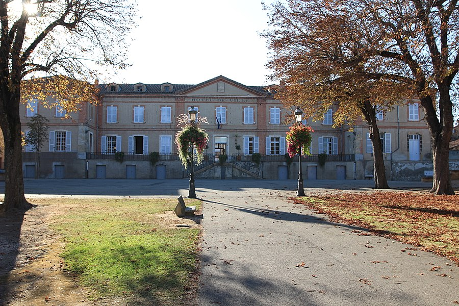 Hôtel de ville de Lézat-sur-Lèze