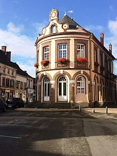 Châteauneuf-en-Thymerais Commune in Centre-Val de Loire, France