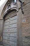 La Seo de Zaragoza - Puerta de la Pabostria 02.JPG