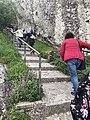 La strada verso il castello di Pietrapertosa 4.jpg