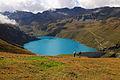 Lac de Moiry, (2250 m) Grimentz, Zwitserland 02.JPG