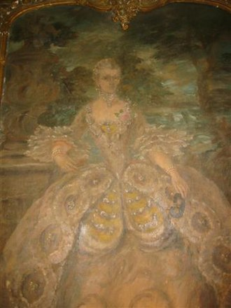 Chillingham Castle - Lady Mary Berkeley, whose ghost may be heard in the castle – very faintly