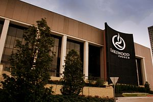 Lakewood Church Central Campus - Image: Lakewood church
