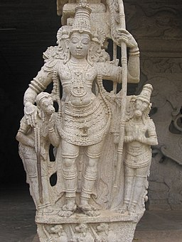 Lakshmana at Srivaikundam