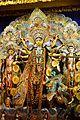 Lakshmi Durga Saraswati - Falguni Sangha - Suren Tagore Road - Kolkata 2013-10-11 3391.JPG